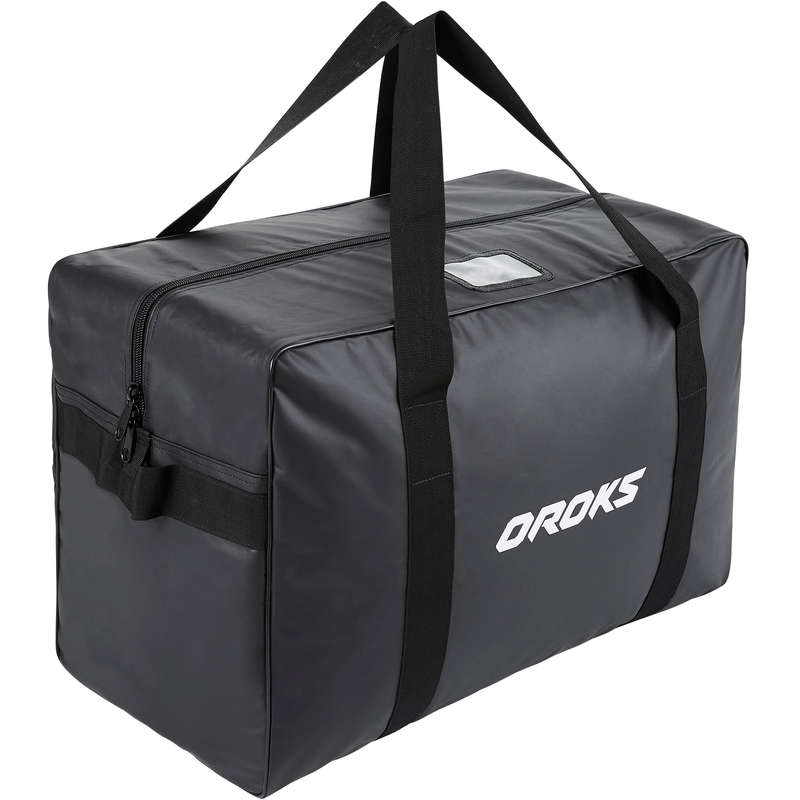 EQUIPMENT TRANSPORT Roller Hockey - Basic Hockey Bag 100 L OROKS - Roller Hockey