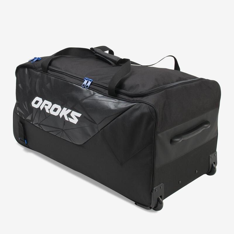 Transport de matériel, sac et housse de crosse de hockey