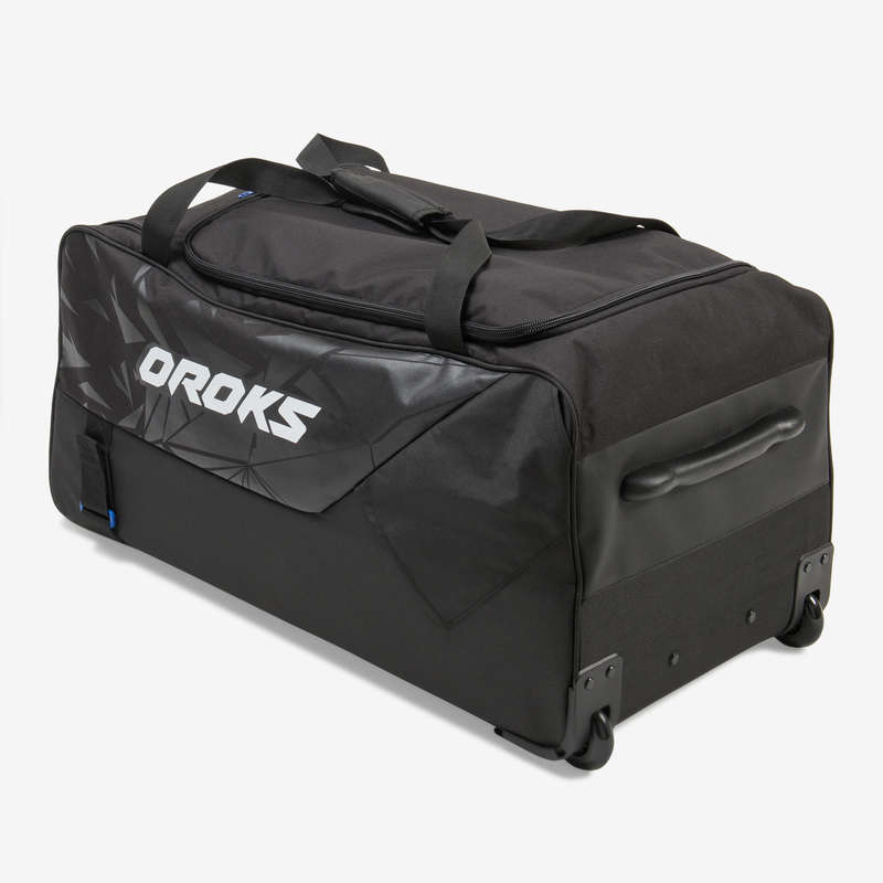 TRASPORTO DEL MATERIALE Monopattini, Roller, Skate - Borsa trolley hockey 100 L OROKS - Attrezzatura hockey