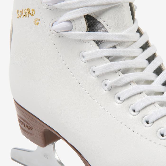 Eiskunstlauf-Schlittschuhe Bolero Erwachsene