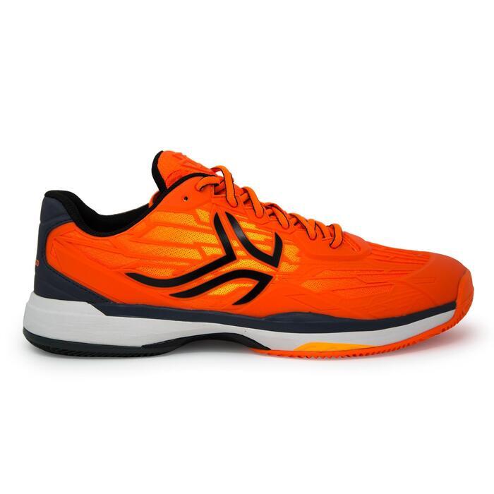 Padelschoenen voor heren PS990 Oranje