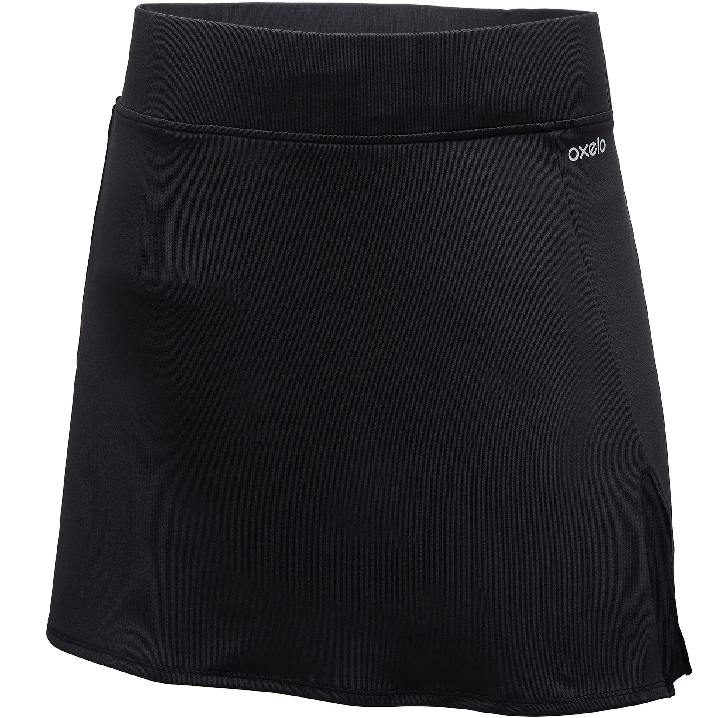 Adult Figure Skating Skirt - Black