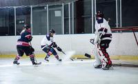 Дитячі хокейні шорти HP 500