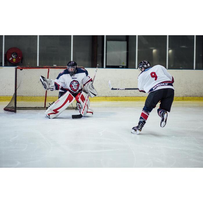 Hose Eishockey IH 500 Erwachsene