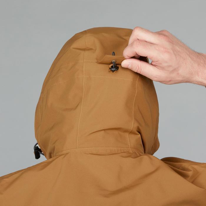 Veste TRAVEL500 3en1 homme camel
