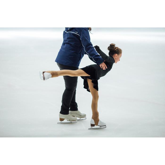 Trainingsstrumpfhose Eiskunstlauf Kinder