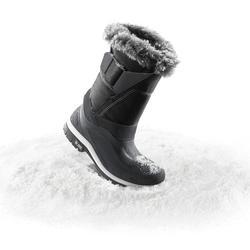 Dameslaarzen voor sneeuwwandelen SH500 X-Warm zwart
