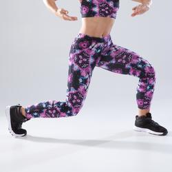 Leggings Tanzen Damen bedruckt