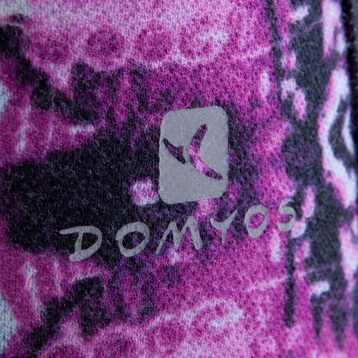 Legging Danza Urbana Domyos Mujer Azul/Rosa Estampado