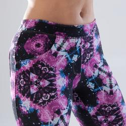 Leggings Fitness Dance Damen bedruckt