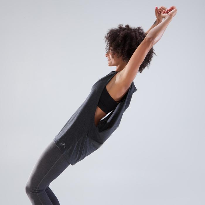 T shirt sans manche danse femme - 1520197