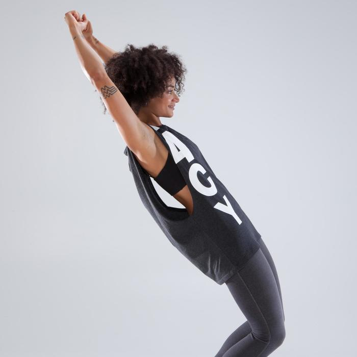T shirt sans manche danse femme - 1520198