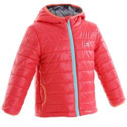 MH 兒童登山健行填充外套 - 粉色