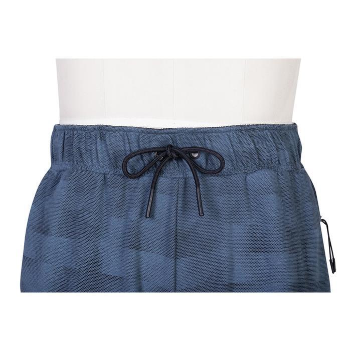 900 Slim-Fit Gym & Pilates Shorts - Blue