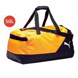 Voetbaltas / Sporttas Protrain Medium bag 50 liter geel
