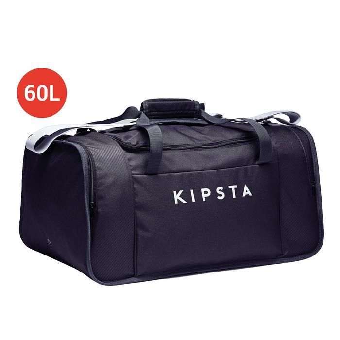 Sac de sports collectifs Kipocket 60 litres gris