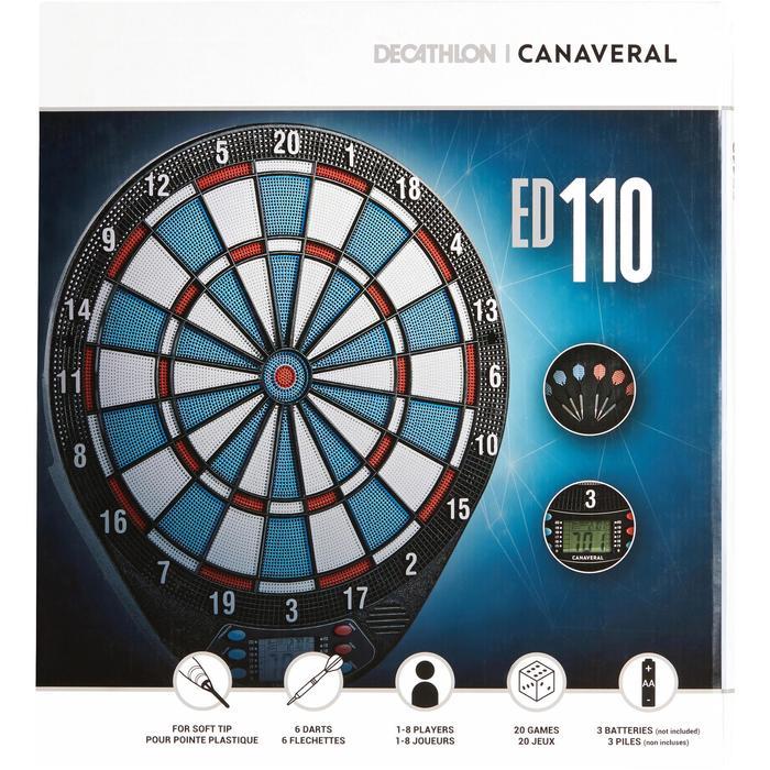 ALVO ELETRÓNICO PARA DARDOS ED110