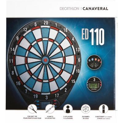 TABLERO ELECTRÓNICO PARA DARDOS ED110