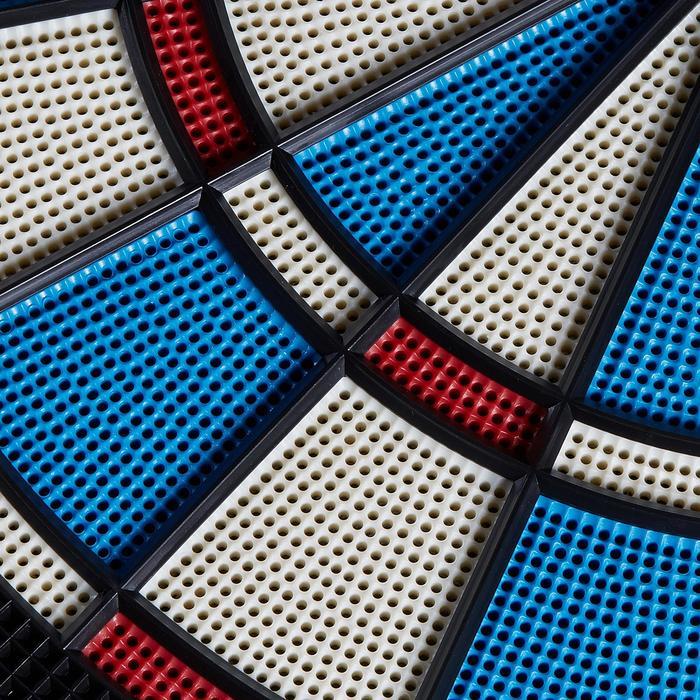 Dartscheibe ED 110 Softdart elektronisch mit 6 Pfeilen