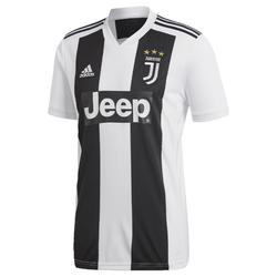 Voetbalshirt Juventus thuisshirt 18/19 voor kinderen zwart/wit