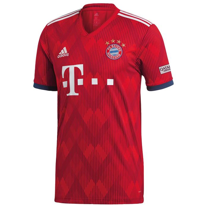 Maillot de football enfant Bayern Munich domicile 2018