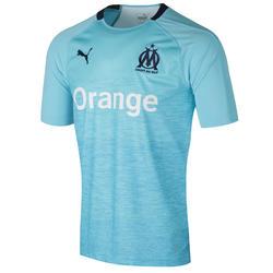 Voetbalshirt Olympique Marseille third shirt 18/19 voor kinderen blauw