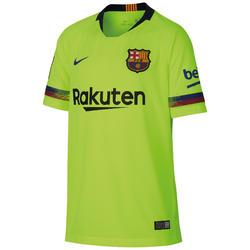 Camiseta de Fútbol Nike Réplica Barcelona niños visitante