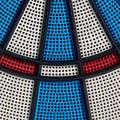 CÉLTÁBLÁK ÉS DARTS NYILAK SOFT HEGGYEL Darts - Darts céltábla ED310 CANAVERAL - Darts tábla