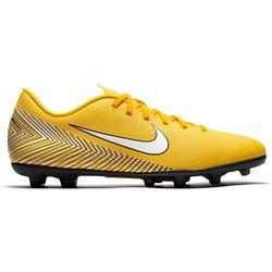 Voetbalschoenen Mercurial Vapor XII Club Neymar JR MG voor volwassenen oranje