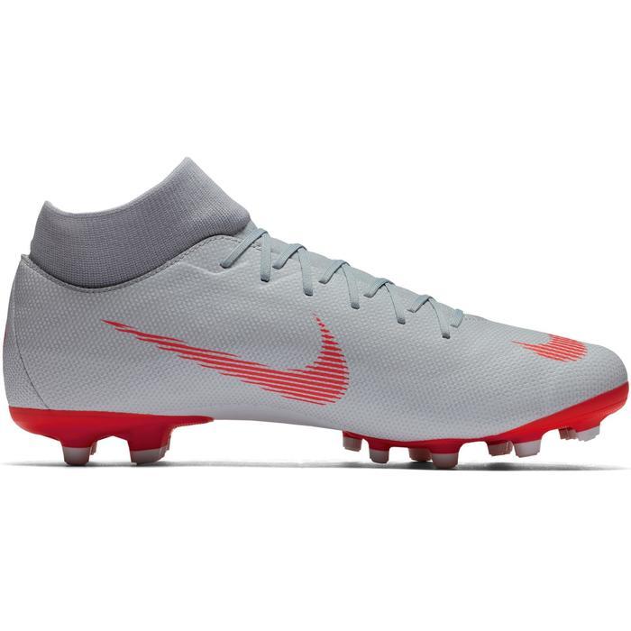 Botas de fútbol adulto Mercurial Superfly VI MG Nike  072dccc39199f