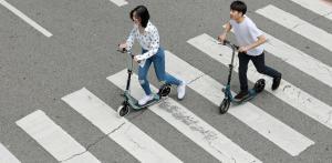 city sparkcykel
