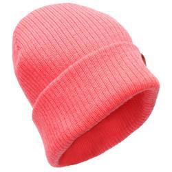 成人滑雪帽FISHERMAN珊瑚紅