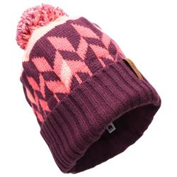 Far North Adult Ski Hat - Plum Pink