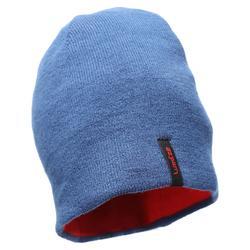 成人雙面滑雪帽紅色