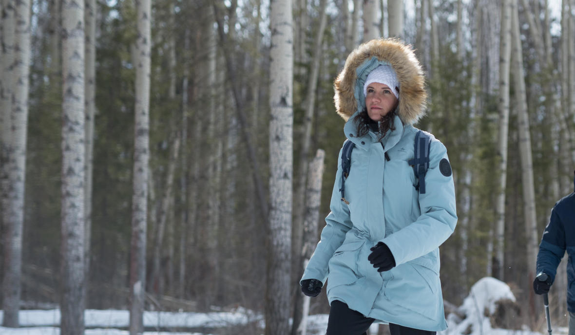 What is the difference between a ski jacket and a snow mountain hiking jacket?