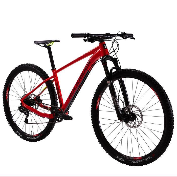 """Mountainbike XC 500 29"""" rot"""