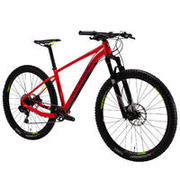 Rdeče gorsko kolo 500 XC (27,5-palčno)