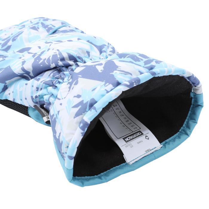 SKI-P GL 100 GRAPH 1 CN Adult Ski Gloves - Coral