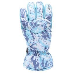 SKI-P GL 100 GRAPH 1 CN Adult Ski Gloves - Coral