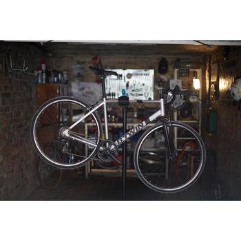 Racefiets / wielrenfiets Triban 100 shimano grijs