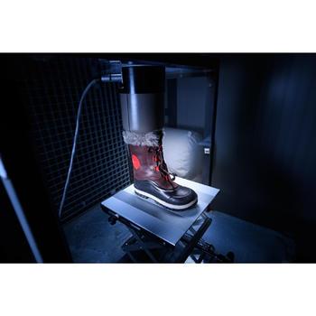 兒童款超保暖雪地健行靴SH520-棕色