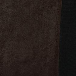 Minichaps Sentier voor volwassenen ruitersport bruin met plooi - 152165