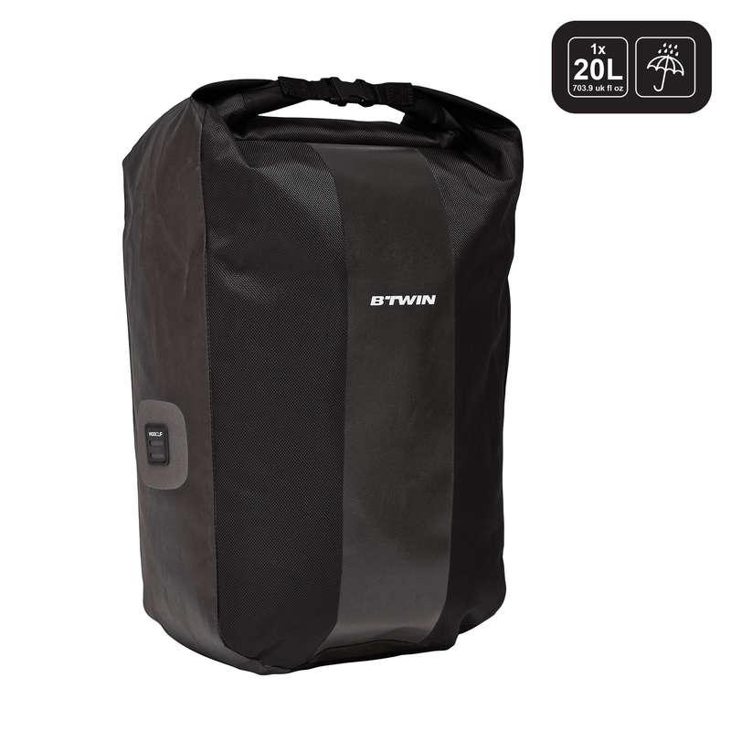 БАГАЖНИК, ГОРОД ВЕЛОСИП Идеи новогодних подарков - Велосумка 500 на 20 л  ELOPS - Рюкзаки и сумки