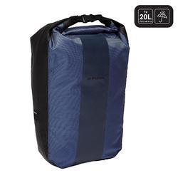 Fietstas 500 20 liter voor bagagedrager waterdicht