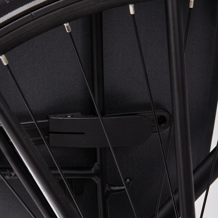 Fahrradtasche Gepäcktasche 900 25 Liter wasserdicht schwarz