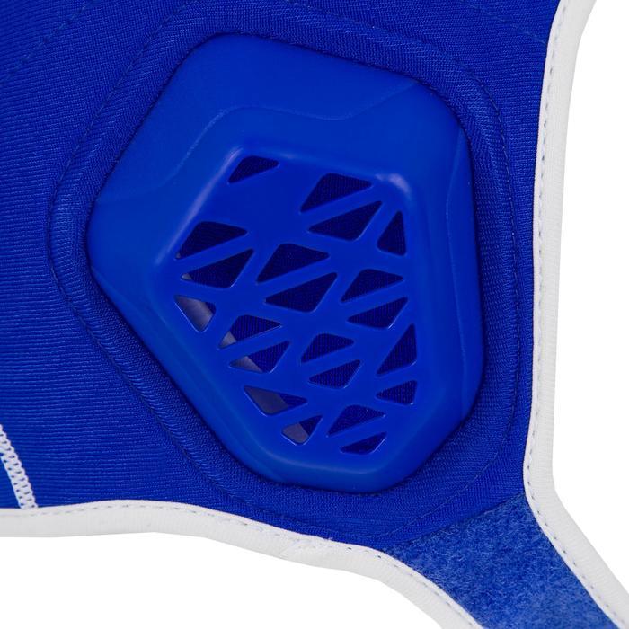 Set van 15 badmutsen voor waterpolo kinderen Easyplay blauw
