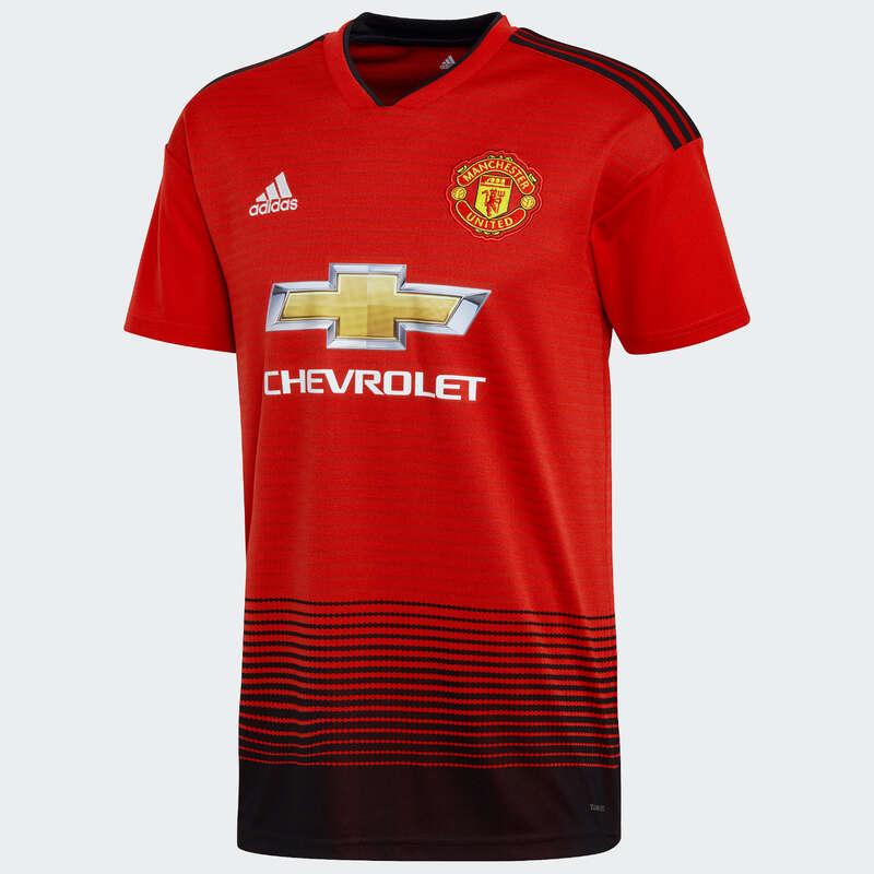MANCHESTER UNITED Fotbal - DRES MANCHESTER  ADIDAS - Fotbalové oblečení