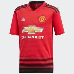 Camiseta de Fútbol Adidas oficial Manchester United 1ª equipación niños 2018/2019