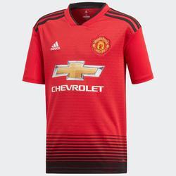 Fußballtrikot Manchester United Replica Home Kinder rot