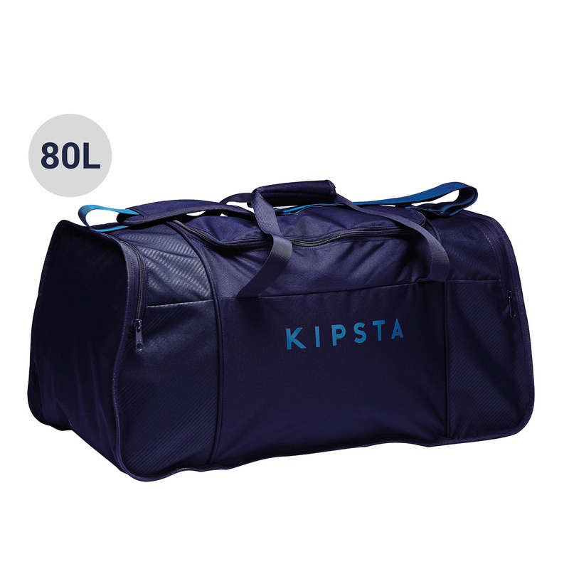 Csapatsport táska - Sporttáska Kipocket, 80 l KIPSTA